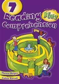 Reading Plus Comprehension: Book 7 - 9780170123068