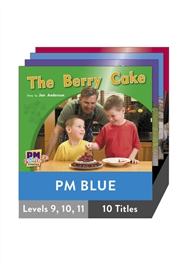 PM Photo Stories Blue Level 9-11 Pack (10 titles) - 9780170123105