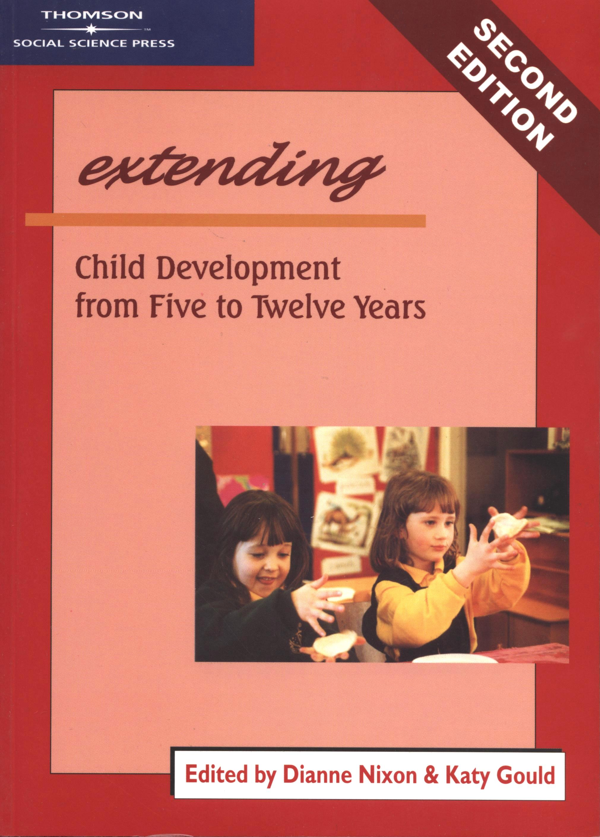 Extending: Child Development From Five to Twelve Years - 9780170123143