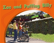 Zac and Puffing Billy - 9780170123242