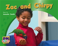 Zac and Chirpy - 9780170123266