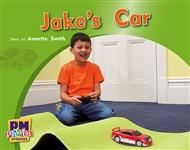 Jake's Car - 9780170123280