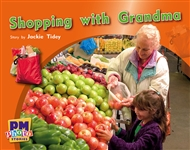 Shopping with Grandma - 9780170123495