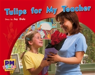 Tulips for My Teacher - 9780170123563