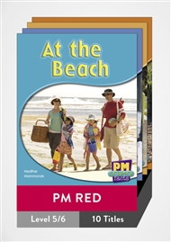 PM Science Facts Red Level 5-6 Pack (10 titles) - 9780170123822