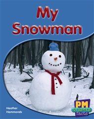 My Snowman - 9780170123846
