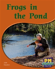 Frogs in the Pond - 9780170123914