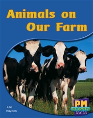 Animals on Our Farm - 9780170123976