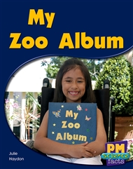 My Zoo Album - 9780170124034