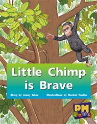 Little Chimp is Brave - 9780170124348