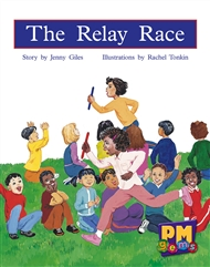 The Relay Race - 9780170124669