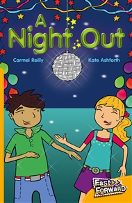 A Night Out - 9780170125024