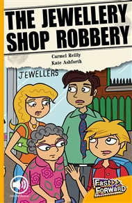 The Jewellery Store Robbery - 9780170125161