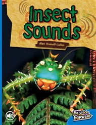 Insect Sounds - 9780170125550