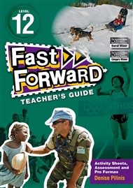 Fast Forward Green Level 12 Teacher's Guide - 9780170125727