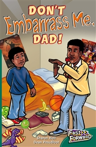 Don't Embarrass Me, Dad! - 9780170125741
