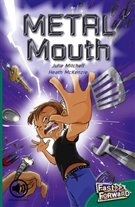Metal Mouth - 9780170125758
