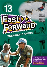 Fast Forward Green Level 13 Teacher's Guide - 9780170125840