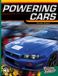 Powering Cars - 9780170125932
