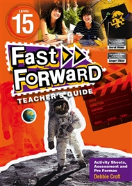 Fast Forward Orange Level 15 Teacher's Guide - 9780170126083