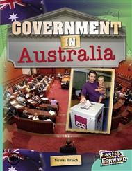 Government in Australia - 9780170126267