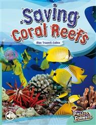 Saving Coral Reefs - 9780170126274