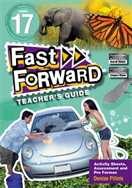 Fast Forward Turquoise Level 17 Teacher's Guide - 9780170126328