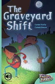 The Graveyard Shift - 9780170126359