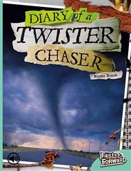 Diary of a Twister Chaser - 9780170126434