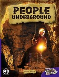 People Underground - 9780170126540