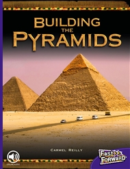 Building the Pyramids - 9780170126649