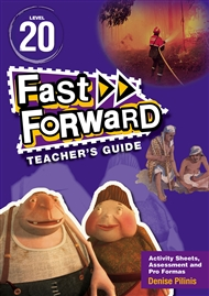 Fast Forward Purple Level 20 Teacher's Guide - 9780170126687