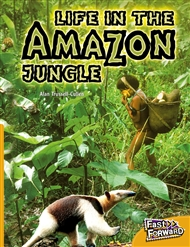 Life in the Amazon Jungle - 9780170126779
