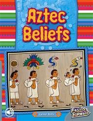 Aztec Beliefs - 9780170126991