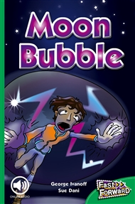Moon Bubble - 9780170127202