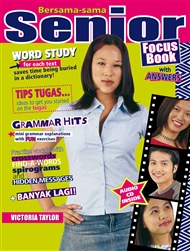 Bersama-sama Senior Focus Book - 9780170127578