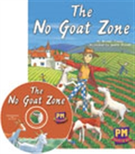 PM Shared Stories - The No Goat Zone Big Book, Levels 3-5 - 9780170127844