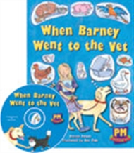 PM Shared Stories - When Barney Went to the Vet Big Book, Levels 6-8 - 9780170127851