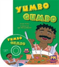 PM Shared Stories - Yumbo Gumbo Big Book, Levels 9-11 - 9780170127868