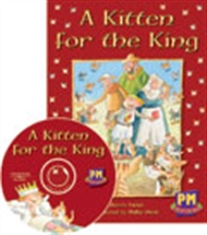 PM Shared Stories - A Kitten for the King Big Book, Levels 1-2 - 9780170127875