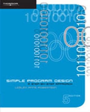 Simple Program Design: A Step-by-Step Approach - 9780170128513