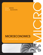 Microeconomics: A Contemporary Introduction - 9780170128612
