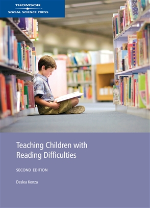 Teaching Children with Reading Difficulties - 9780170128971
