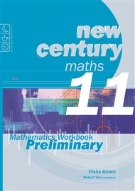 New Century Maths 11: Mathematics Workbook Preliminary - 9780170130455