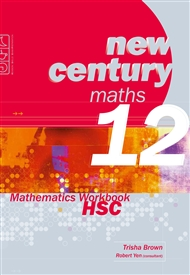 New Century Maths 12: Mathematics Workbook HSC - 9780170130462