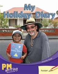My Holiday Diary - 9780170132190