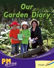Our Garden Diary - 9780170132244