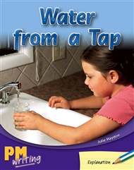 Water from a Tap - 9780170132305