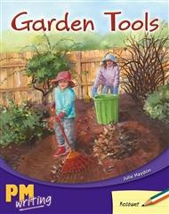 Garden Tools - 9780170132374
