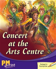Concert at the Arts Centre - 9780170132589